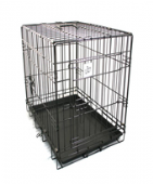 Gorpets Folding Dog Cage/Crate: various sizes